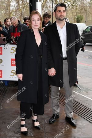 Rosie Marcel and guest