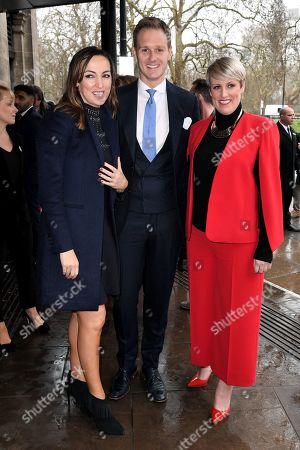 Sally Nugent, Dan Walker and Stephanie McGovern