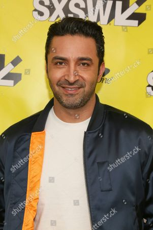 Stock Photo of Pej Vahdat