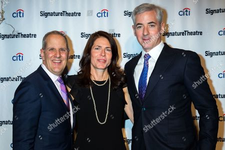 Editorial photo of Signature Theatre Spring Gala, New York, USA - 11 Mar 2019