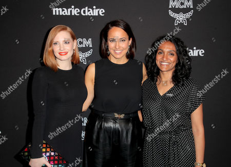 Editorial image of Marie Claire Change Makers Celebration, Arrivals, Hills Penthouse, Los Angeles, USA - 12 Mar 2019