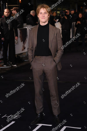 Editorial photo of 'The White Crow' film premiere, London, UK - 12 Mar 2019