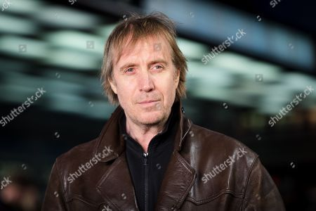 Rhys Ifans attends the UK premiere of 'The White Crow' at Curzon Mayfair in London, Britain, 12 March 2019. The movie is released in British theaters on 22 March.