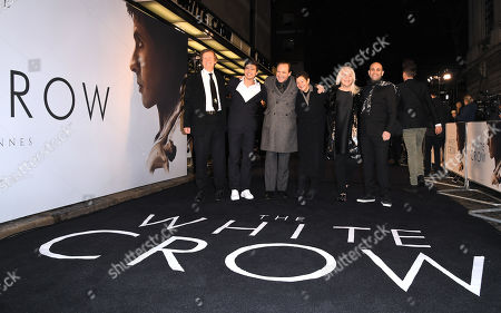 Editorial photo of 'The White Crow' film premiere, London - 12 Mar 2019