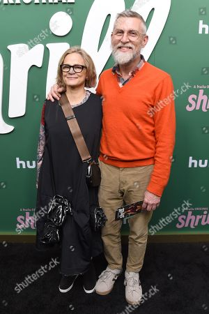 Amy Sedaris and Todd Oldham