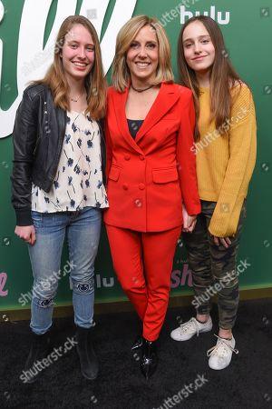 Francesca Lewis, Alisyn Camerota and Alessandra Lewis