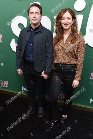 Beck Bennett and Jessy Hodges