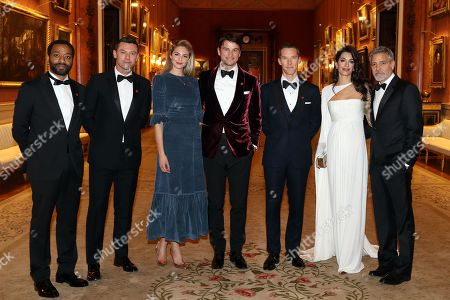 Editorial picture of 'The Prince's Trust' Dinner, Buckingham Palace, London, UK - 12 Mar 2019