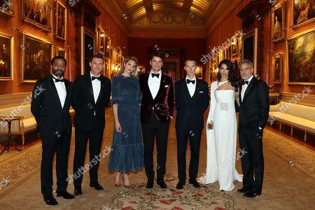 Editorial image of 'The Prince's Trust' Dinner, Buckingham Palace, London, UK - 12 Mar 2019