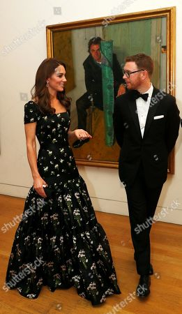 Editorial picture of Portrait Gala, National Portrait Gallery, London, UK - 12 Mar 2019