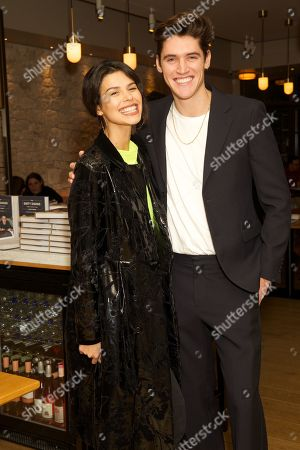 Editorial photo of Issac Carew 'The Dirty Dishes' book launch, London, UK - 12 Mar 2019