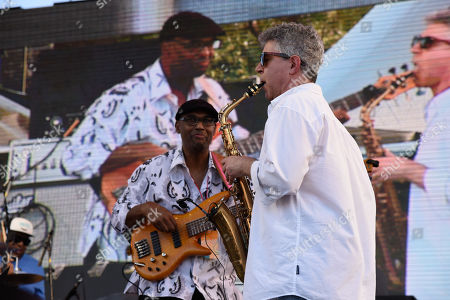 Editorial image of Jazz In The Gardens Music Fest, Miami Gardens, USA - 10 Mar 2019