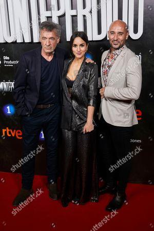 Francis Lorenzo, Megan Montaner and Alain Hernandez