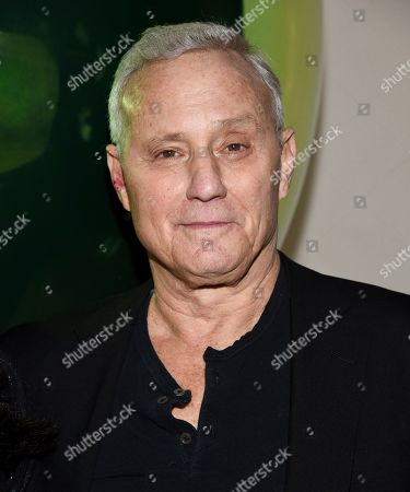 Stock Picture of Hotelier Ian Schrager attends the grand opening of The Times Square Edition hotel, in New York
