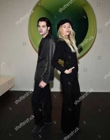 Peter Brant Jr, Theodora Richards. Socialite Peter Brant, Jr., left, and model Theodora Richards attend the grand opening of The Times Square Edition hotel, in New York