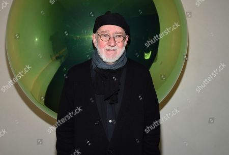 Photographer Albert Watson attends the grand opening of The Times Square Edition hotel, in New York