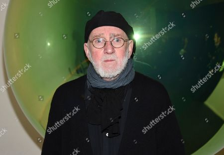Stock Image of Albert Watson attends the grand opening of The Times Square Edition hotel, in New York