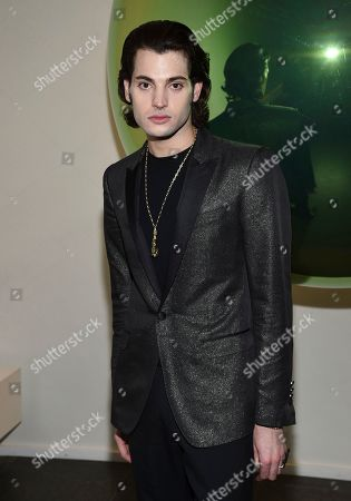 Peter Brant Jr. Socialite Peter Brant, Jr. attends the grand opening of The Times Square Edition hotel, in New York