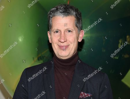 Stefano Tonchi attends the grand opening of The Times Square Edition hotel, in New York