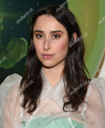 Chloe Wise attends the grand opening of The Times Square Edition hotel, in New York