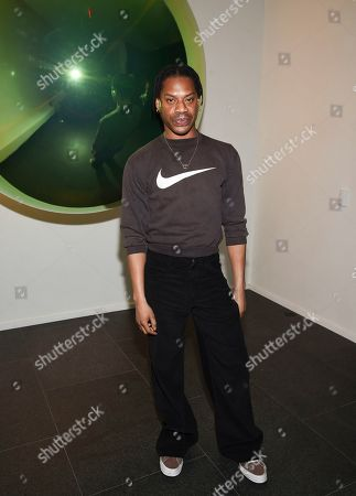 Telfar Clemens attends the grand opening of The Times Square Edition hotel, in New York