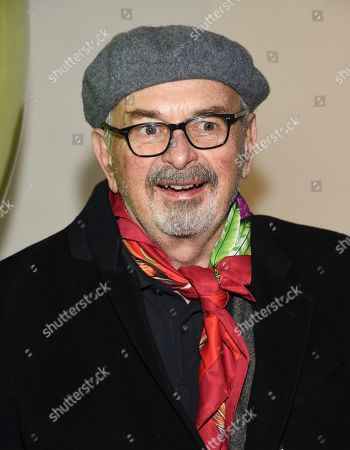Stock Picture of Photographer Arthur Elgort attends the grand opening of The Times Square Edition hotel, in New York