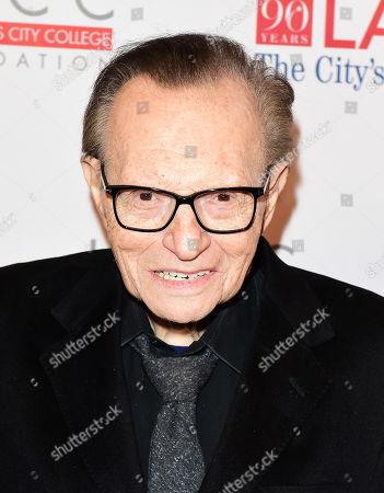 Obituary -  Veteran talk show host, Larry King dies aged 87