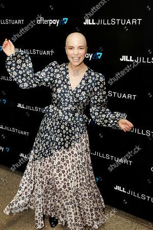 Editorial picture of Jill, Jill Stuart 2019 Ready-to-Wear Launch, New York, USA - 12 Mar 2019