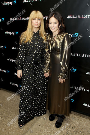 Editorial photo of Jill, Jill Stuart 2019 Ready-to-Wear Launch, New York, USA - 12 Mar 2019
