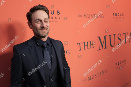 Editorial photo of Focus Features 'The Mustang' special film screening, Los Angeles, USA - 12 Mar 2019