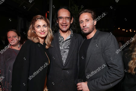 Laure de Clermont-Tonnerre, Writer/Director, Thomas Smittle, Matthias Schoenaerts