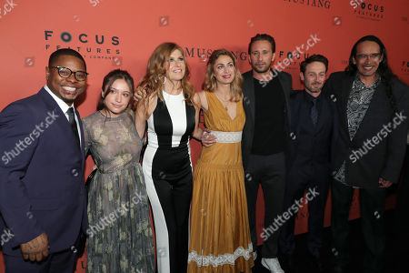 Editorial picture of Focus Features 'The Mustang' special film screening, Los Angeles, USA - 12 Mar 2019