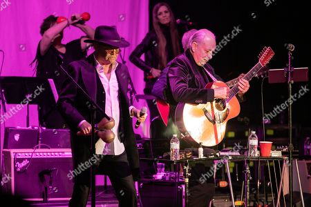 The Monkees - Micky Dolenz, Michael Nesmith