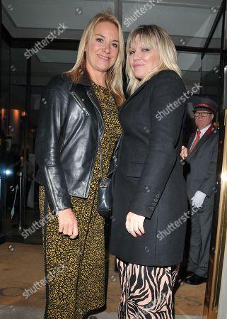 Stock Photo of Tamzin Outhwaite and Kate Thornton