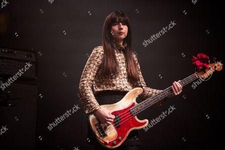 Paz Lenchantin of the Pixies