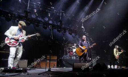 Black Francis, David Lovering, Joey Santiago   Paz Lenchantin of the Pixies