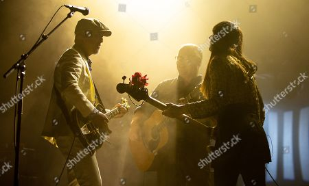 Black Francis, David Lovering, Joey Santiago   Paz Lenchantin of the Pixies