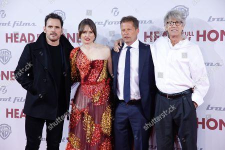 Matt Dillon, Emily Mortimer, Til Schweiger and Eric Roberts
