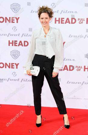 Editorial photo of 'Head Full of Honey' film premiere, Berlin, Germany - 12 Mar 2019
