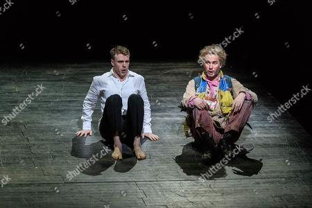 Rupert Charlesworth (Tamino), Thomas Oliemans (Papageno)