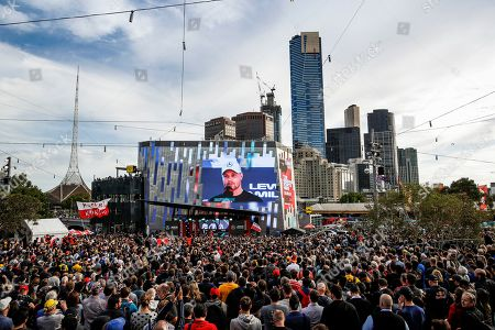 2019 F1 Season Launch Melbourne Stock Photos (Exclusive