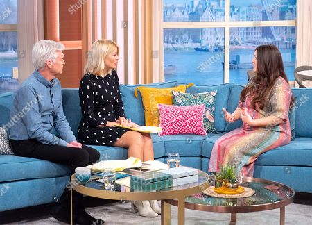 Editorial picture of 'This Morning' TV show, London, UK - 13 Mar 2019