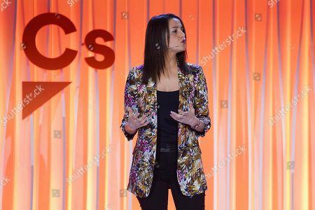 Ines Arrimadas Garcia
