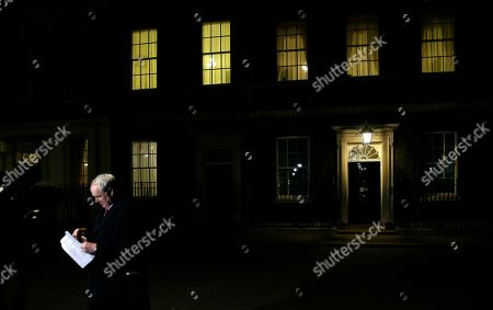 Editorial photo of Brexit, London, United Kingdom - 13 Mar 2019