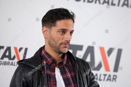 Editorial photo of 'Taxi a Gibraltar' film photocall, Madrid, Spain - 13 Mar 2019