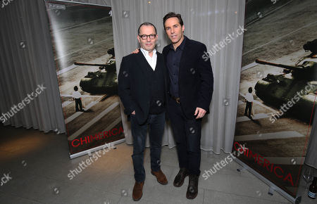 Editorial picture of 'Chimerica' tv show premiere, London, UK - 13 Mar 2019