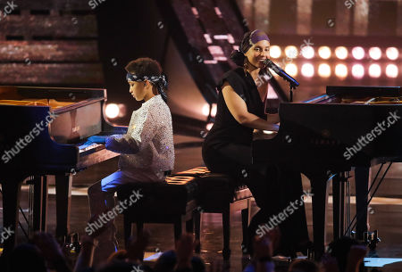 Egypt Daoud Dean and Alicia Keys
