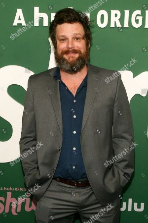 """Luka Jones attends the premiere of Hulu's """"Shrill"""" at the Walter Reade Theater, in New York"""
