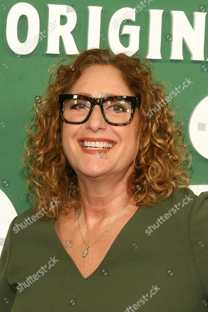 "Judy Gold attends the premiere of Hulu's ""Shrill"" at the Walter Reade Theater, in New York"