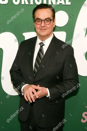 """Steve Higgins attends the premiere of Hulu's """"Shrill"""" at the Walter Reade Theater, in New York"""